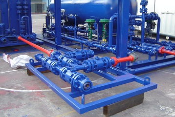 oil and gas manifold